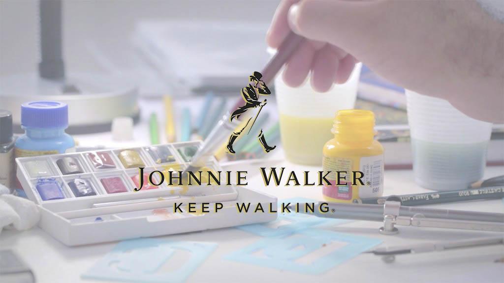 Johnnie Walker – Bandeira