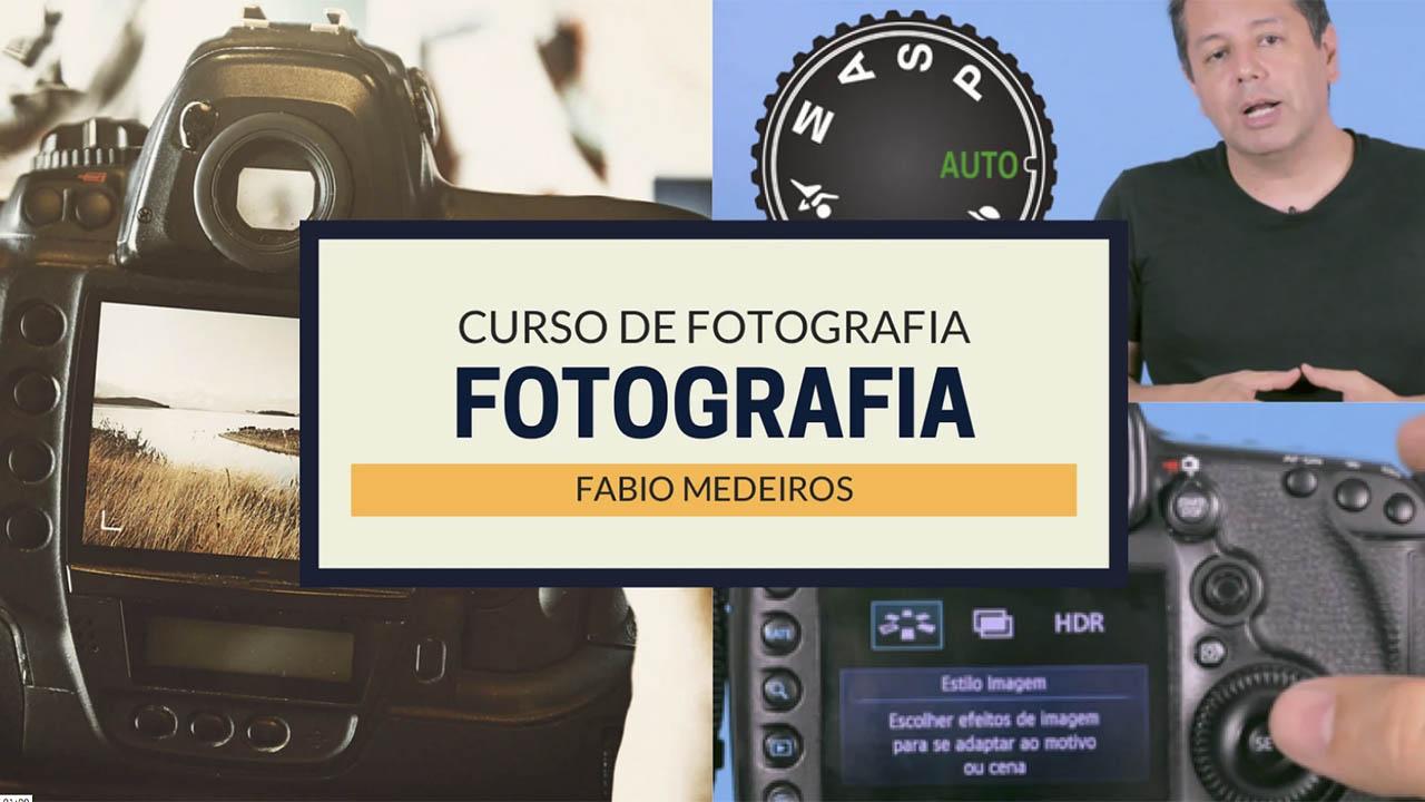 Curso de Fotografia Básica